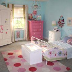 Big girl room!