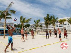 Beach Volleyball at
