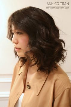 NYC: BEAUTIFULLY LAYERED ASIAN HAIR. Cut/Style: Anh Co Tran. Appointment inquiries please call Ramirez|Tran Salon in Beverly Hills: 310.724.8167