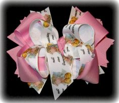 Watching Over You Guardian Angel Boutique by MyBellaBellaBowtique, $6.75