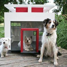 Cubix Modern Dog House