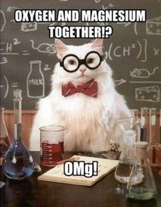 Chemistry FTW