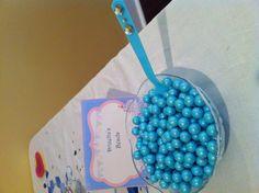 Cinderella party treats - Drizella's beads!