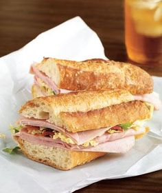Just 6 thin slices of deli meat can account for as much as half of your daily sodium intake.
