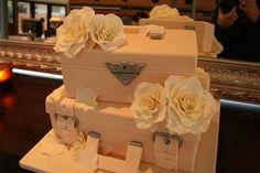 suitcase cake suitcas cake, cake idea, thing cake, bday cake