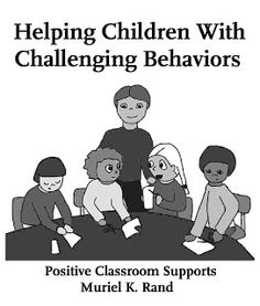 FREE e-book: Helping Children with Challenging Behaviors