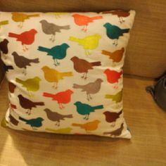 Cute throw pillow. need this for my bedroom.