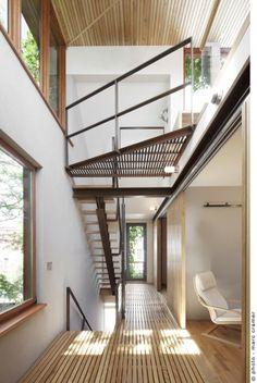 bernier-thibault res   lightwell ~ paul bernier architecte