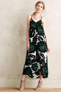 #Taiyo #Petite #Maxi #Dress #Anthropologie