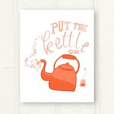 Image of Put The Kettle On
