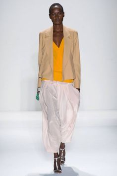 Tracy Reese Spring 2013 RTW Collection - Fashion on TheCut