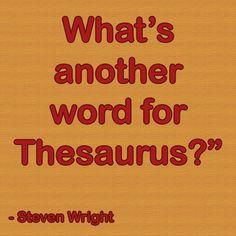 Steven Wright :)