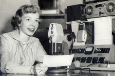 In 1952, servicemen at the U.S. Navy's Keflavik air base in Iceland couldn't get enough of the charming radio host they knew as Miss Melody. Click to read her story.