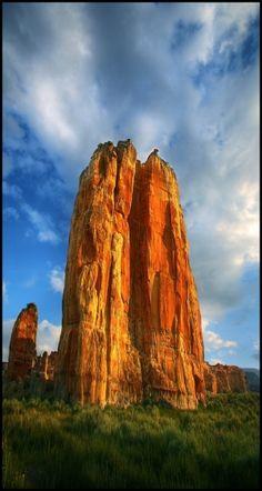 The Acoma Pueblo, New Mexico