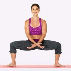 Stop muffin top, hips, and trim thighs! This Pilates and plyometrics routine tones every trouble zone... in 15 minutes