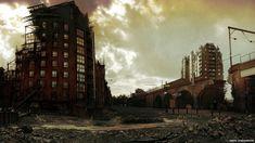 Post-Apocalpytic Manchester