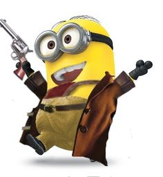 Despicable Mal - He aims to misbehave!