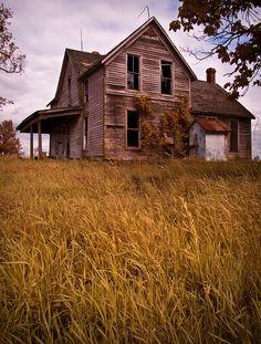 Forgotten Farm House