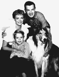 Lassie (later cast)