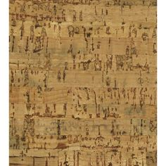 Cork floors by Wicanders --  great look and feel