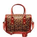Disney Marilyn Satchel Minnie Leopard #MinnieStyle