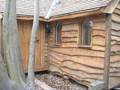 log cabin Timber Building