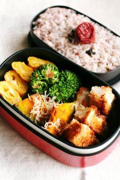 Bento - Traditional on Pinterest | Spam Musubi, Egg Rolls ...