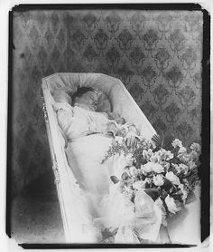 Post-Mortem Mother and Child