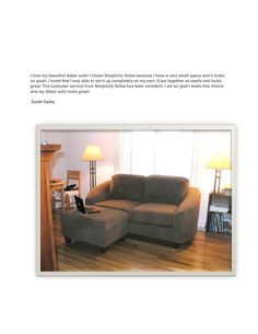 Small Tight Spaces Small Sofa Small Sectional