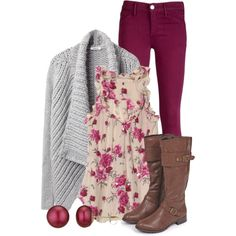 Rose Garden by qtpiekelso on Polyvore
