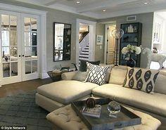 Living room look...
