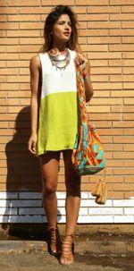 Wayuu Mochilla bags Brand: Chila Bags. Check or site tot order
