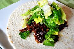 Asian Beef Tacos