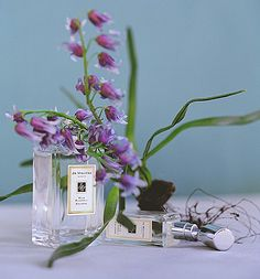 Wild Bluebell Cologne by Jo Malone. You owe it to yourself to smell this. I adore it!