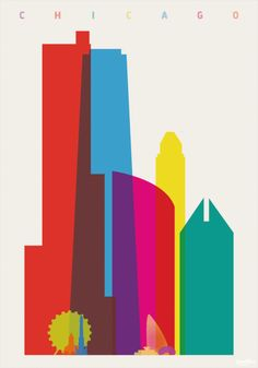 Yoni Alter, Shapes of Chicago in Scale