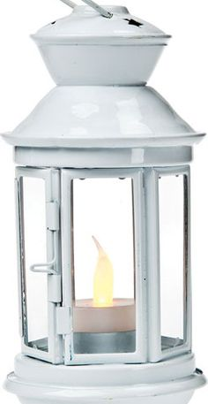 Hanging hurricane lantern for wedding decorations...available in bulk.