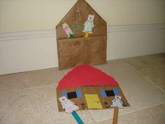 Goldilocks Story House