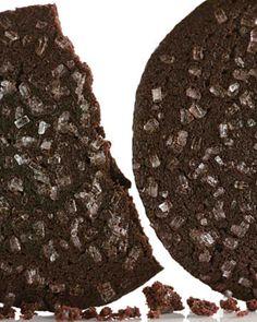 Chocolate-Orange Espresso Thins Recipe