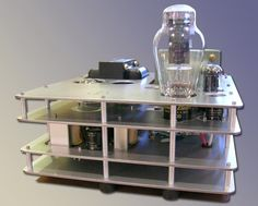 FI 300B Amplifier by
