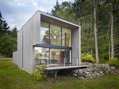 Hello little modern house.