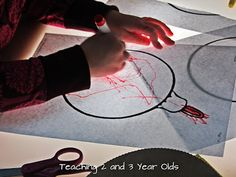 lights, tabl lumineus, tabl activ, 3 year olds, teach, light table, 25 light, preschools