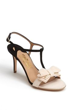 Salvatore Ferragamo 'Pavi' Sandal available at #Nordstrom oh my