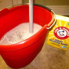 Floor Grease Cutter Cleaner Recipe