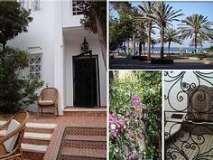 SUPERBE MAISON Quartier résidentiel CHARAF AGADIR Jardin fleuri Terrasse PatioLocation de vacances à partir de Agadir @homeaway! #vacation #rental #travel #homeaway