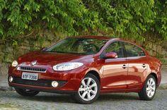 carro novo: Renault Fluence 2014
