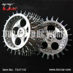 1/5 FG Rear Spike Wheels  Tires for rc monster truck(TS-F110)