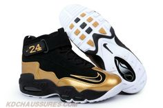 Nike Air Griffey Max 1 Noir Or