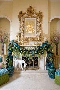 Twins Design - Glamorous Holiday Decor -
