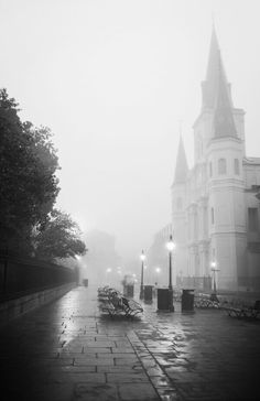 Jackson Square New Orleans <---vacationed in the crescent city 3 years in a row. Yes, it is that kind of place!