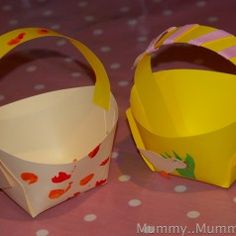 Easy Easter Baskets